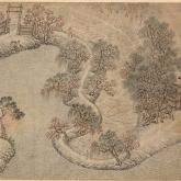 《勺園祓禊圖》局部