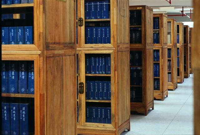 馆舍风貌 | 北京大学图书馆